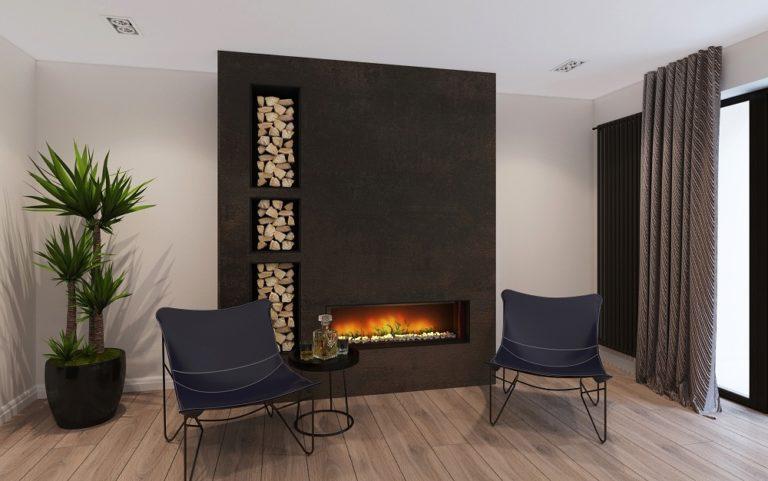 Дизайн проект квартиры в экостиле
