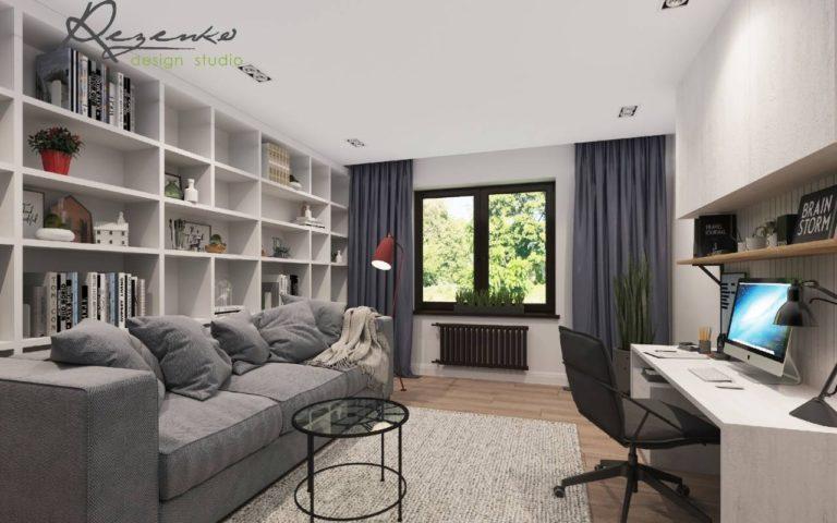 нейтральные оттенки в дизайне интерьера дома