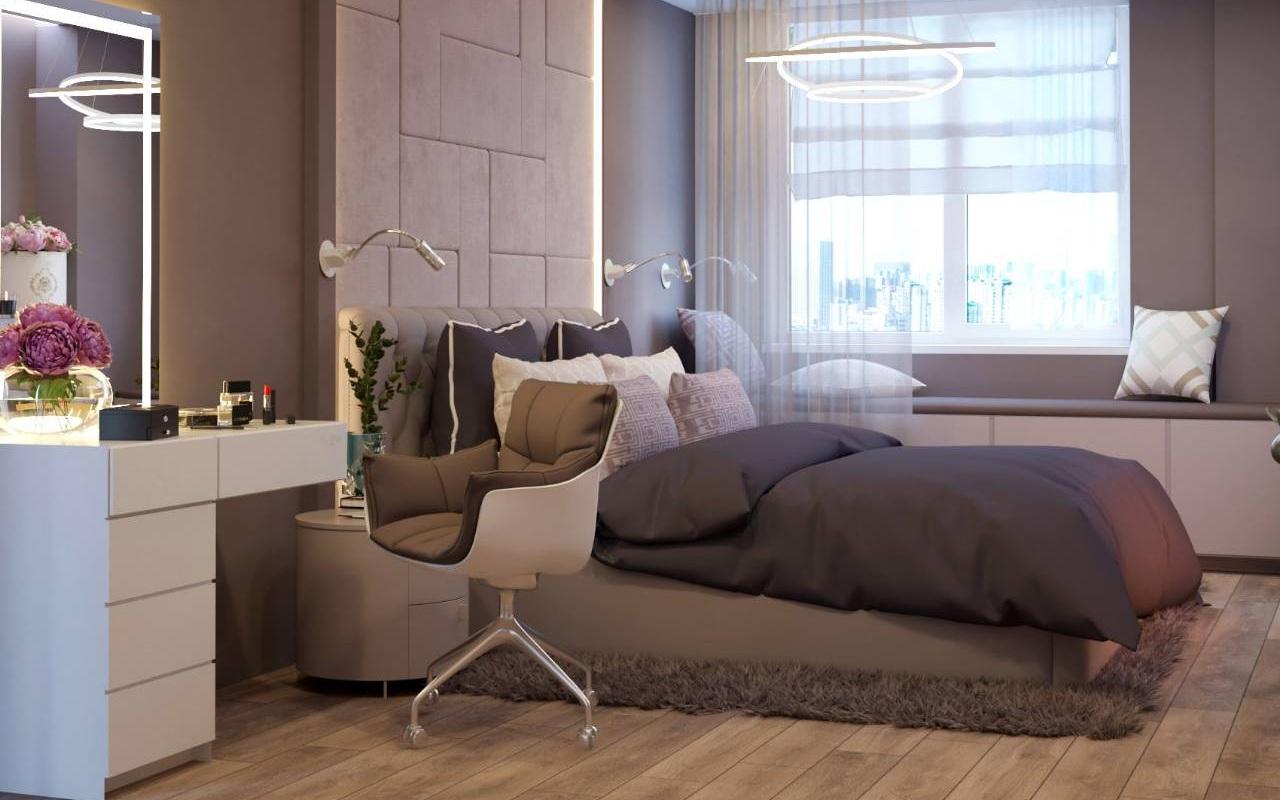 Дизайн проект квартиры в Киеве