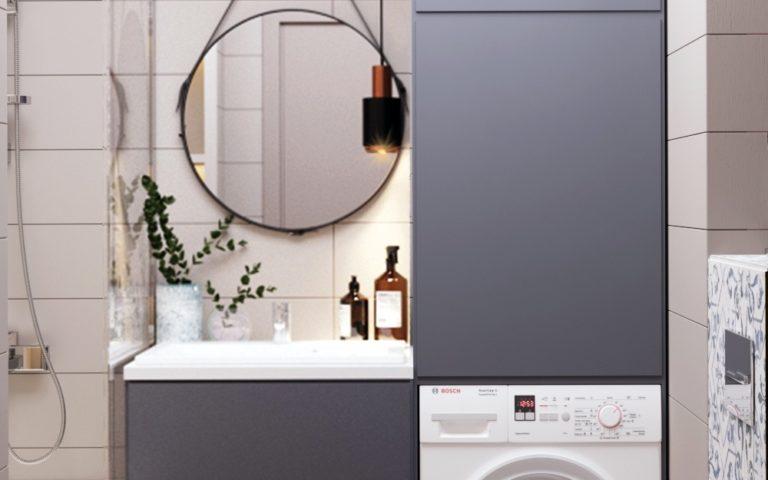 В каком цвете заказать дизайн ванной комнаты?