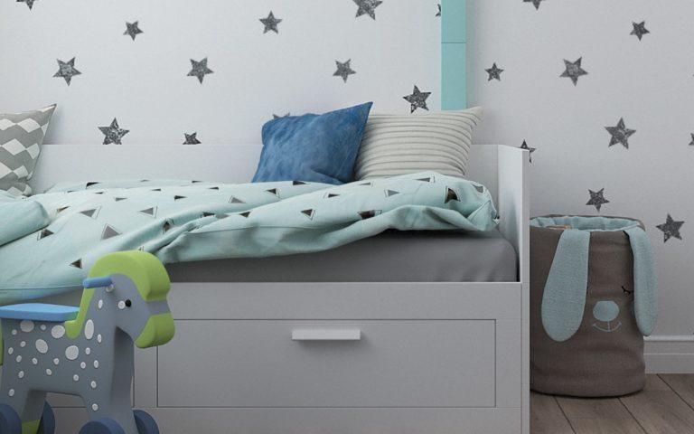 Как организовать эргономичный дизайн детской комнаты?