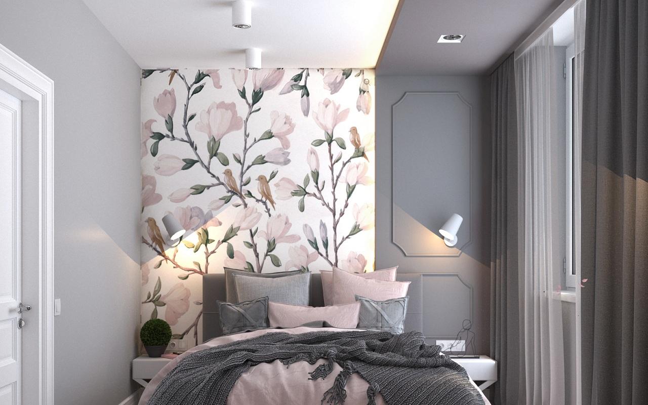 Как сделать красивый дизайн комнаты с балконом?