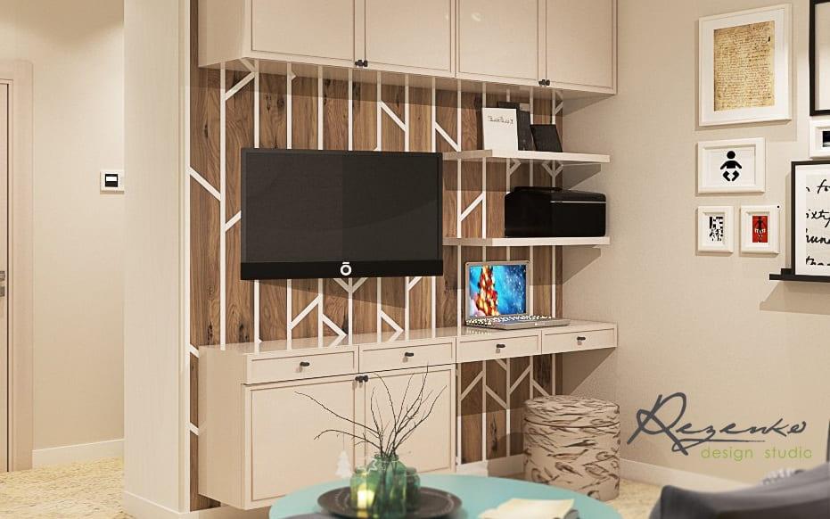 Какой заказать дизайн квартиры-студии для молодой семьи?