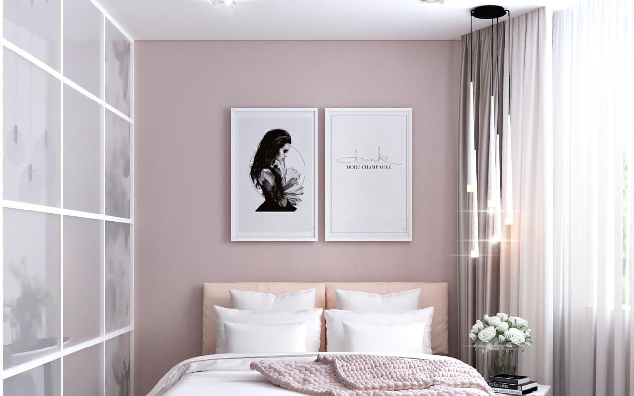 Как лучше оформить комфортабельный интерьер спальни?